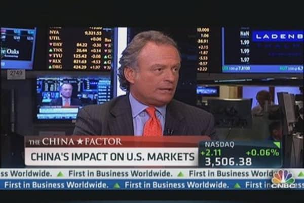 US & China Officials Meet in Washington