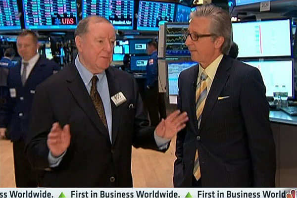 Art Cashin: China's 'Bad News is Good News Routine'