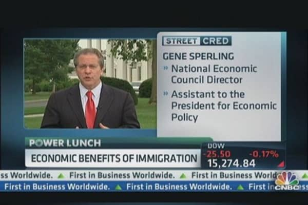 Economic Benefits of Immigration