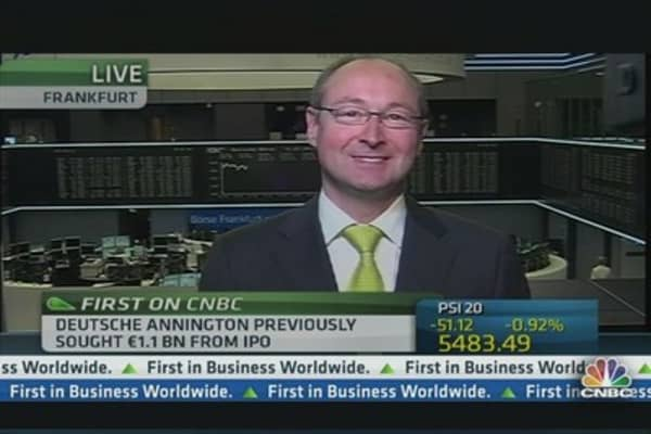 Deutsche Annington Goes Public: CEO