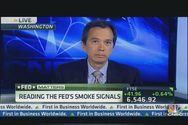 Reading the Fed's Smoke Signals