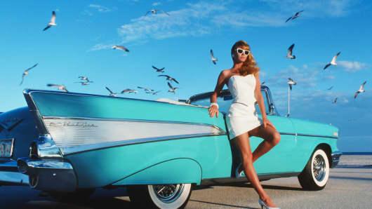 Classic Car Value Showdown Sexy Curves Vs Pure Muscle