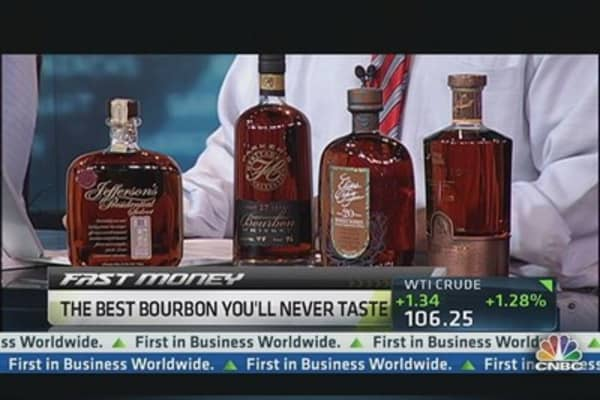 The Best Bourbon You'll Ever Taste