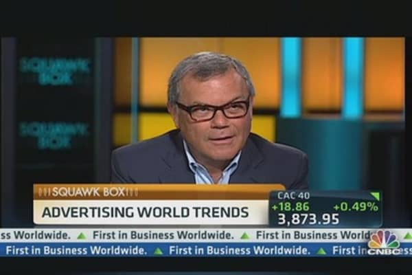 Advertising world trends going mobile