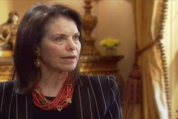 Sherry Lansing: US will have a female president soon