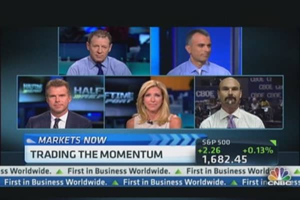 Trading the momentum
