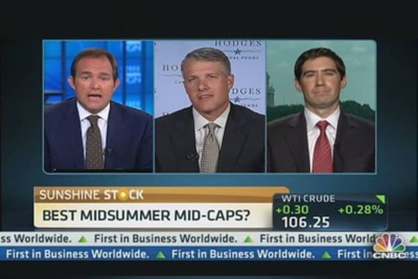 Best midsummer mid-caps
