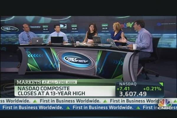 BofA gets more bullish on stocks