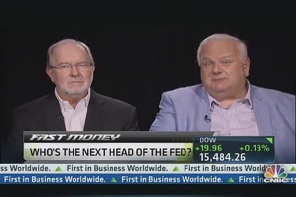Trading ahead of Bernanke's testimony
