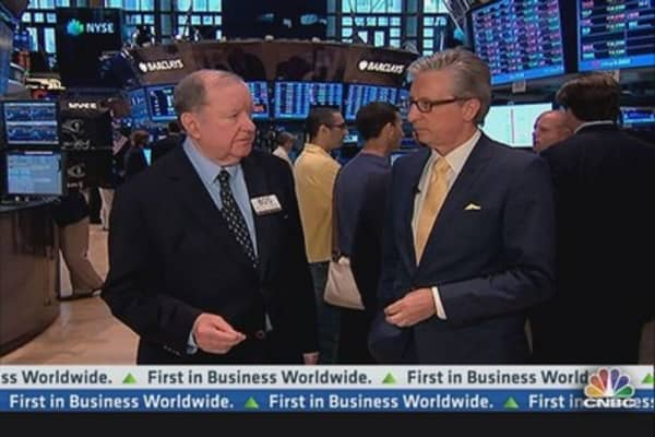 Art Cashin: Markets sleeping walking under Bernanke's influence