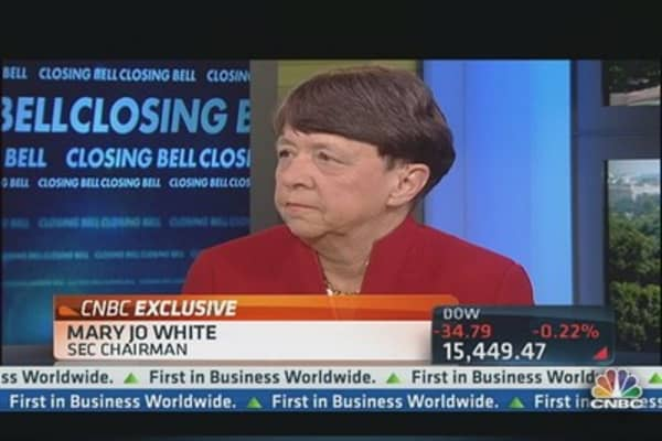 SEC Chair: 'We need more money to cover responsibilities'