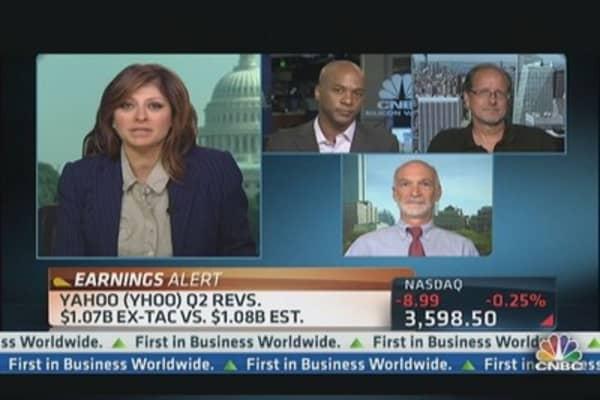 Breaking down Yahoo's earnings