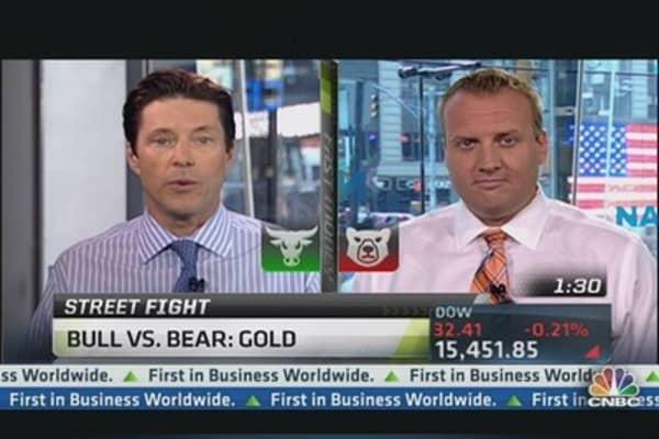 Debate It: Bull vs. bear on gold