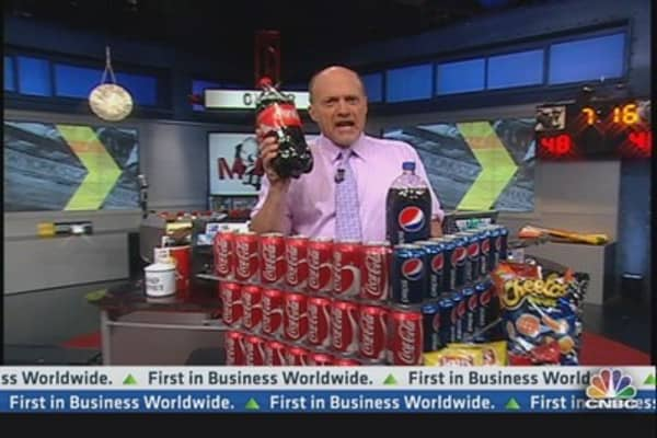 Why Cramer is not buying Coca-Cola