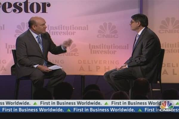 Jack Lew answers Wall Street's questions