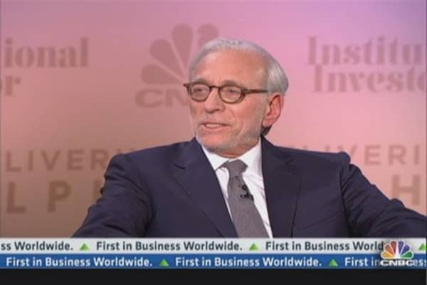 Nelson Peltz talks DuPont