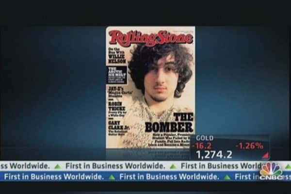 Rolling Stone under fire