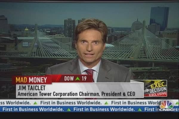 AMT Corp. CEO on Muddy Waters report