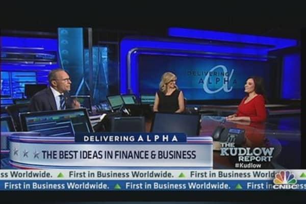 Markets moved on Delivering Alpha