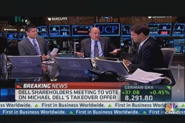 Thursday's market roadmap: Dell postpones vote