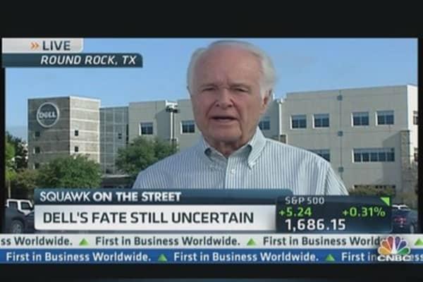 Dell's fate still uncertain