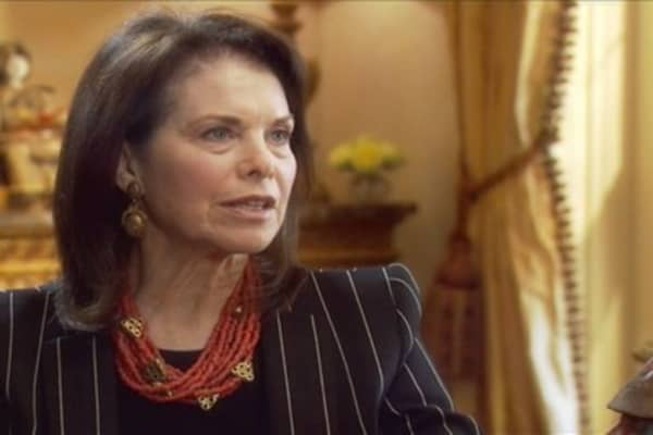 Sherry Lansing: Philanthropy is the most rewarding period of my life