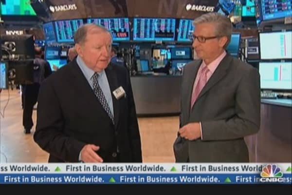 Art Cashin: Philly Fed, not Bernanke boosts rally