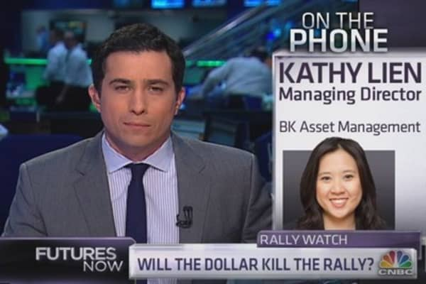 Strong dollar huge threat to earnings: Expert