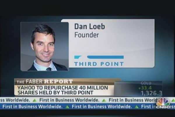 Faber Report: Loeb & Yahoo!