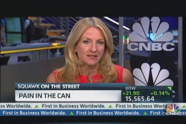Goldman denies distorting aluminum prices