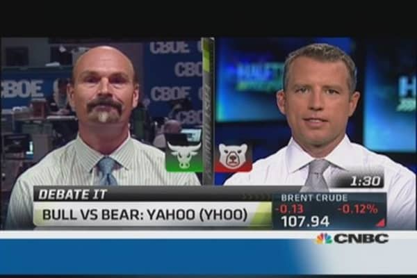 Bull vs. Bear: Yahoo!