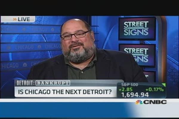 Battle of Detroit, Chicago next?