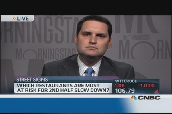 McDonald's CEO warns investors