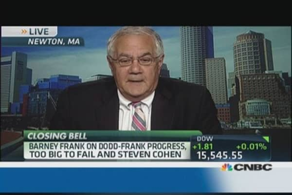 Dodd-Frank: Slow, but steady