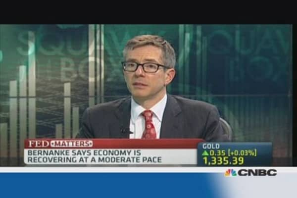 Former Fed governor on Bernanke's 'open mouth operations'