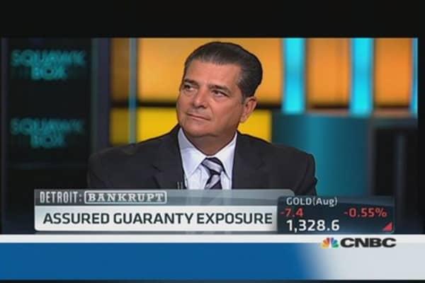 Assured Guaranty's Detroit exposure