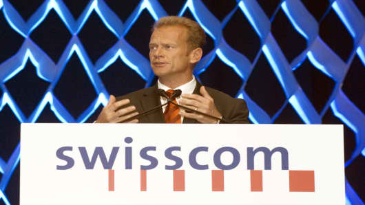 SWISSCOM AG, annual general meeting, place:SwissLifeArena