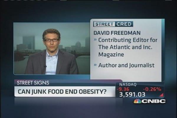 Healthy fast food boom