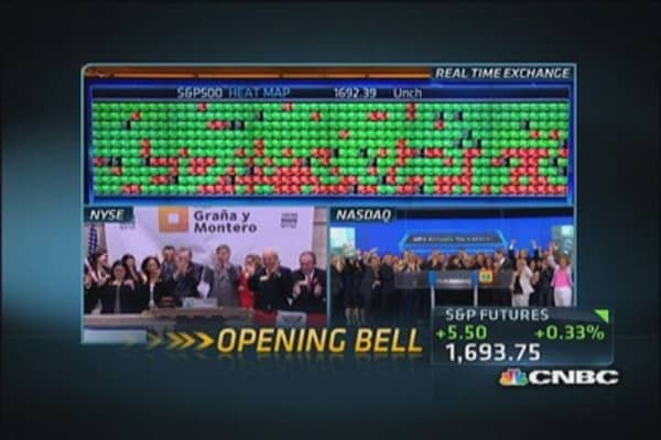 Markets Open for Business