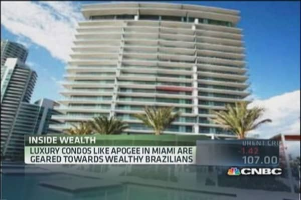 Penthouse sales hurting