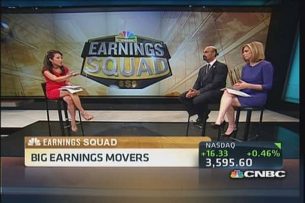 Earnings Squad