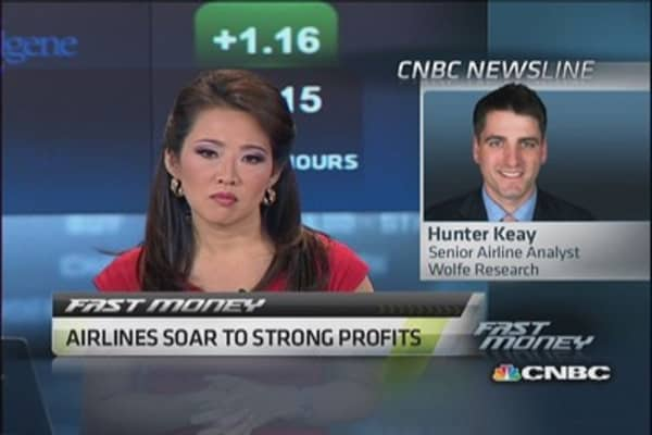 'Dirt cheap' airline stocks: Analyst