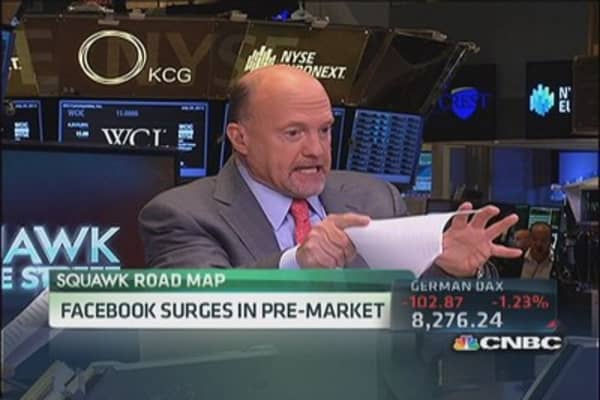 Cramer: Facebook has finally figured it out