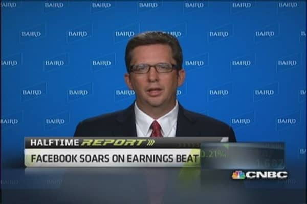 Pro sees 'massive' opportunity for Facebook