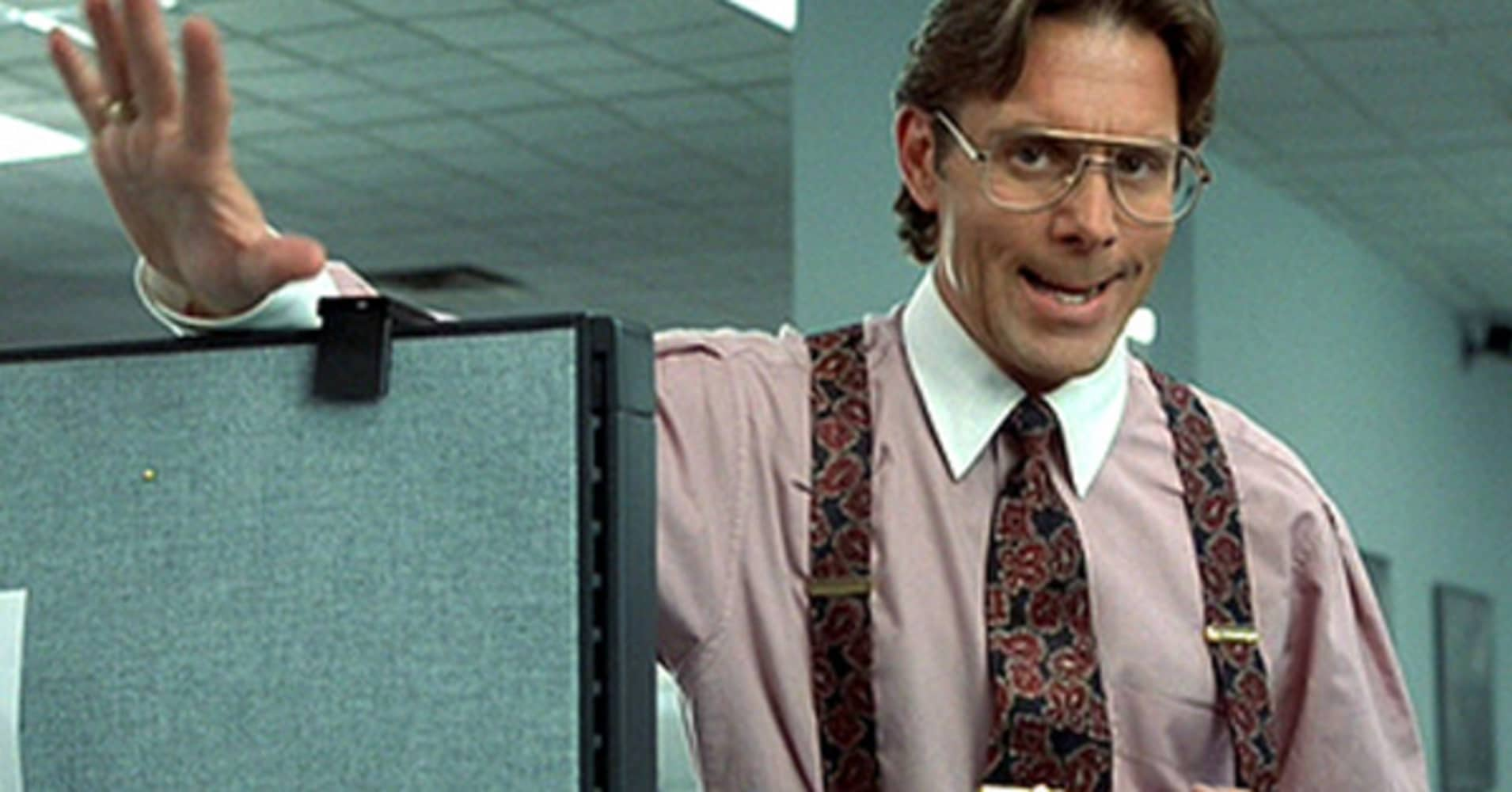 "Gary Cole as Bill Lundbergh in ""Office Space"""