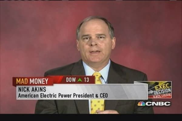 AEP CEO: EPA has listened to industry