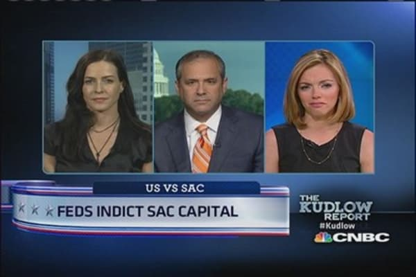 Feds indict SAC Capital