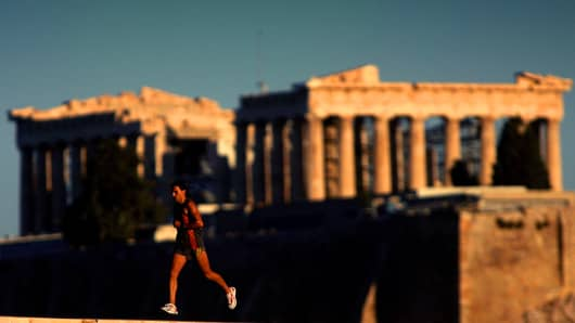 Is Greece back on the right track at last?
