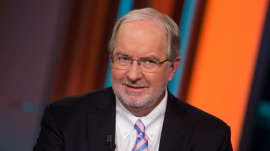 Dennis Gartman, editor and publisher of The Gartman Letter