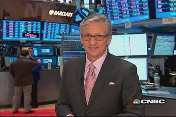 Pisani: A pause in stocks this week